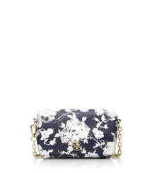 Printed Robinson Chain Mini Bag