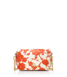 Tory Burch Printed Robinson Chain Mini Bag