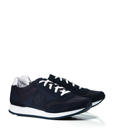 Tory Burch Rubber Logo Trainer
