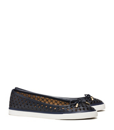 Tory Burch Skyler Perforated Sneaker