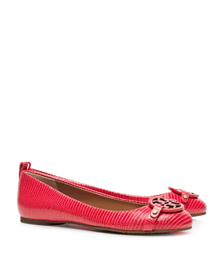 Melon Tory Burch Mini Miller Flat
