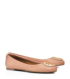 REVA PERFORATED BALLET FLAT