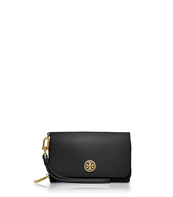 Beautiful Tory Burch smartphone wristlet