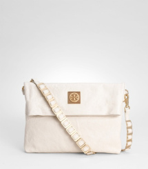 LOUIISA MESSENGER | IVORY | 104
