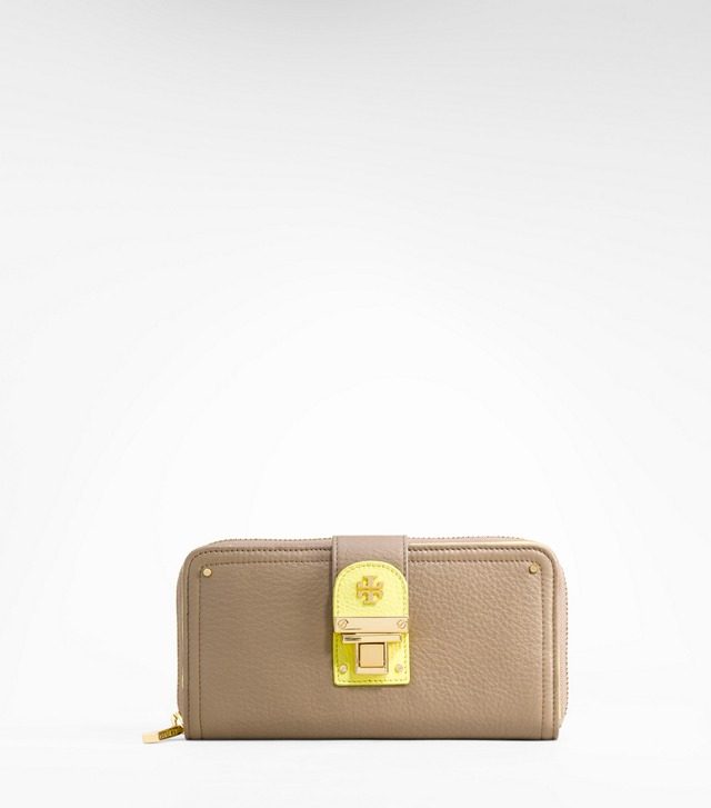 Rachael Zip Continental Wallet
