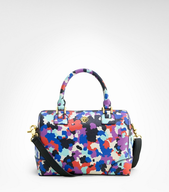 Robinson Printed Mini Satchel