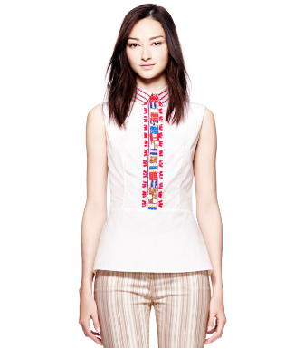 Tory Burch Rada Shirt