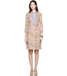 Ballet Pink Akira  Tory Burch Tory Mini Dress