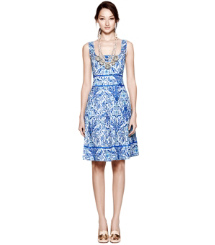 Ivory Akira  Tory Burch Ramona Dress