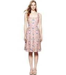 Ballet Pink Akira  Tory Burch Ramona Dress