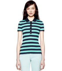 Tory Burch Shanon Polo