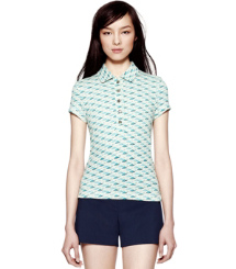 Tory Burch Quin Polo
