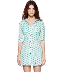 SANIBEL BELTED TUNIC