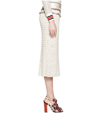 Tory Burch Donovan Skirt