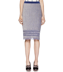 Poundcake / Blue Nile Tory Burch Brielle Skirt