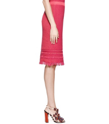 Gooseberry / Rose Petal Tory Burch Brielle Skirt