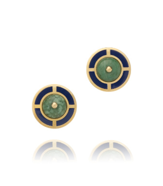 Tory Burch Lilian Post Earring