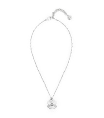 Tory Silver Tory Burch Shawn Short Necklace