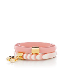 SHAWN RESIN BANGLE SET