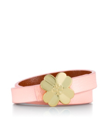 Pink Shell Tory Burch Reversible Shawn Bracelet