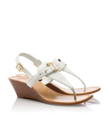 Casey Wedge Thong Sandal