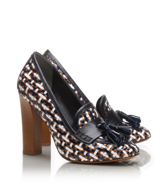 Tory Burch Careen Loafer Pump