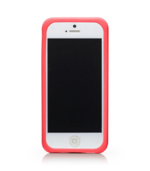 Tory Burch Classic Stripe Silicone Case For Iphone 5