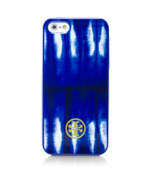 Tory Burch Tie-dye Soft Case For Iphone 5