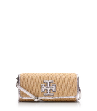 "Stacked ""T"" Metallic Clutch"