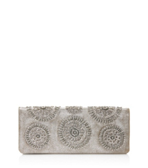 Mini Foldover Clutch with Crystals