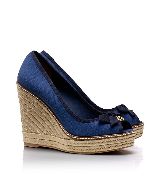 Tory Burch Jackie Wedge Espadrille Women S View All