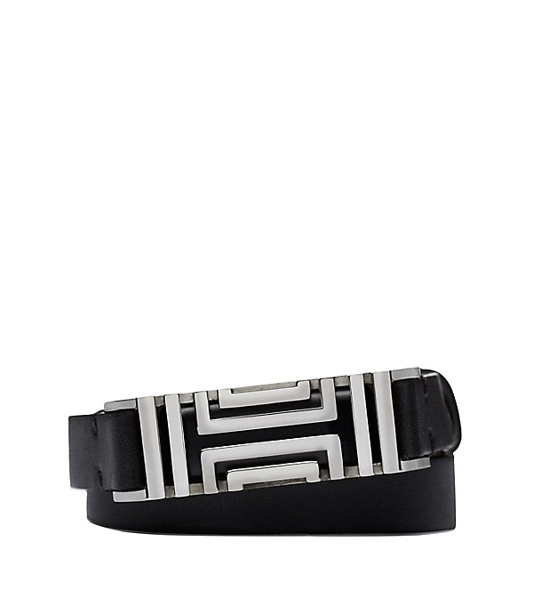 Beautiful Tory Burch double wrap bracelet Fitbit