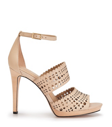 Tory Burch Perforated Gladiator Sandal