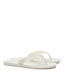 Tory Burch Logo Jelly Thong Sandal