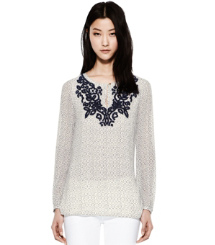 Tory Burch Amali Blouse