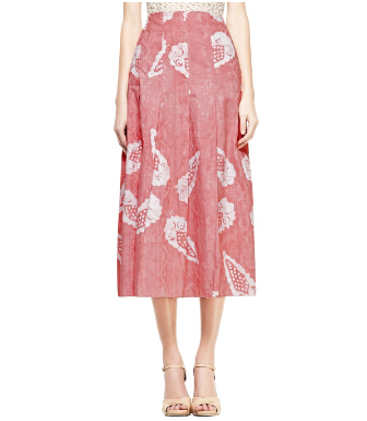 Tory Burch Kaine Skirt