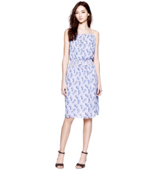 Tory Burch Kurzes Shelbee Kleid