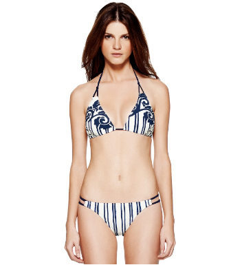 Tory Burch Creta Triangle Top