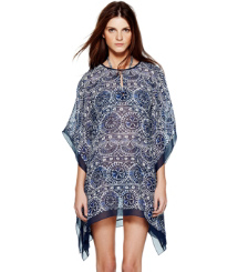 RAVELLO SHORT CAFTAN