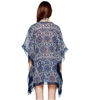 Tory Burch Ravello Short Caftan