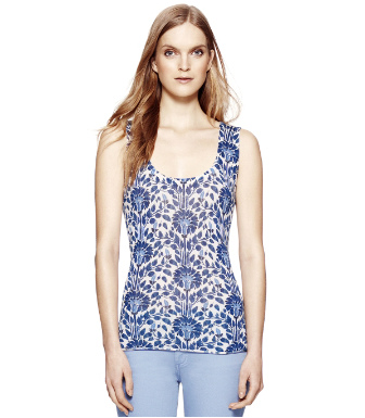 Tory Burch Irving Tank