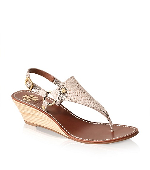Elsie Wedge Sandal