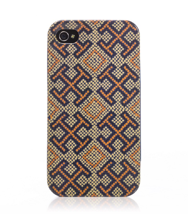 Printed Hardshell Phone Case For iPhone 4