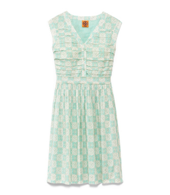 Mint Rokko Revised  Tory Burch Nico Dress