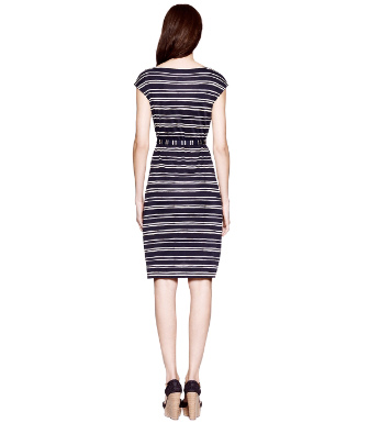 Tory Navy Creta  Tory Burch Kalvin Dress