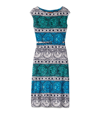 Multi Cerros  Tory Burch Kalvin Dress