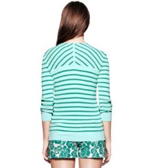 Stream Classic Sailor Stripe  Tory Burch Polina Pullover