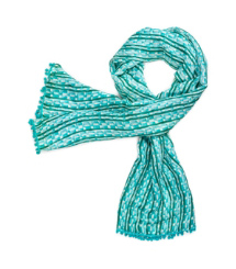 Painted Links Scarf