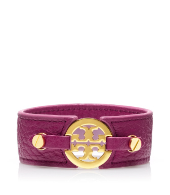 Tory Burch Skinny Double Snap Bracelet