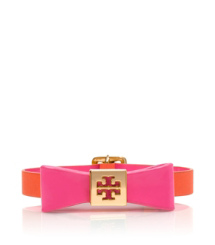 Fire Orange/flamingo Tory Burch Schleifenarmband
